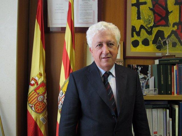 Fernando García Vicente, Justicia De Aragón