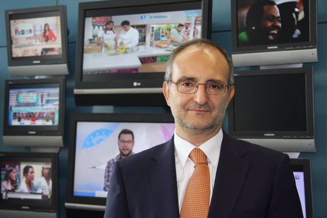 Director General CARTV, Jesús López Cabeza