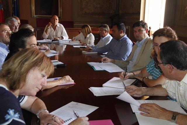 Comisión De Barrios