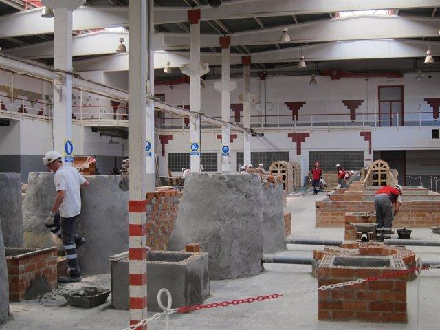 Instalaciones de la Fundación Laboral de la Construcción
