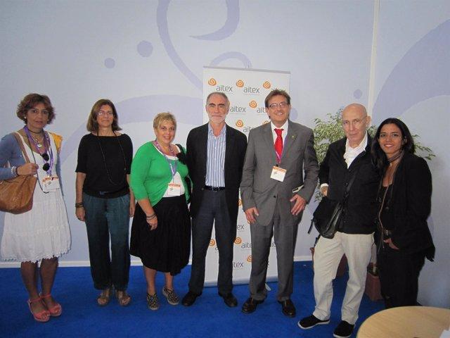 Firma Del Convenio De Elisava Y Aitex