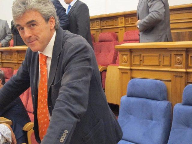 Leandro Esteban En Las Cortes