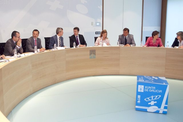 O xefe do Executivo galego, Alberto Núñez Feijóo, presidirá a reunión semanal do