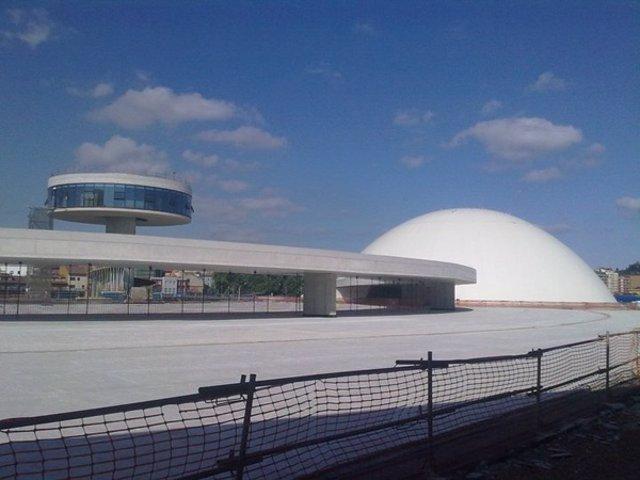 Centro Cultural Internacional Niemeyer de Avilés