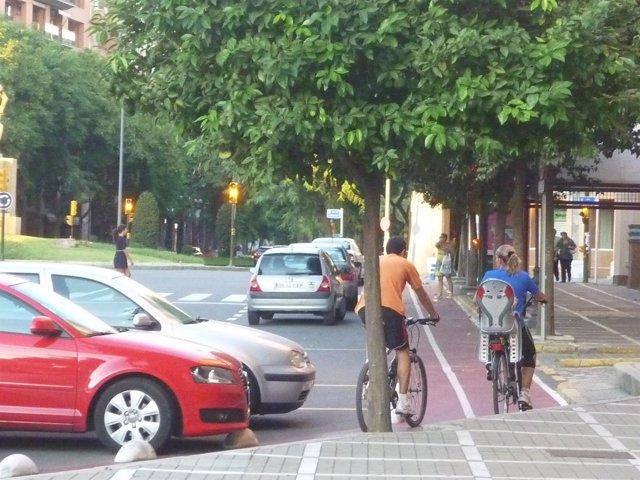 Carril Bici De Huelva.