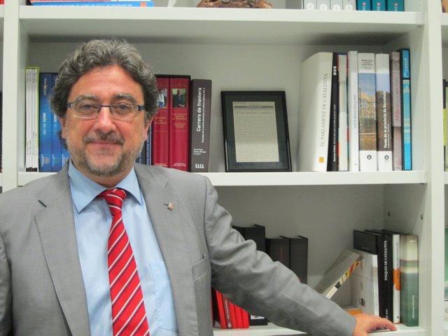 El Portavoz Del PP, Enric Millo