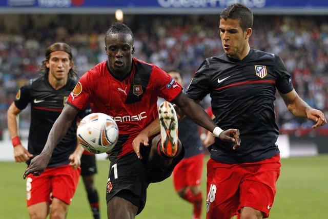 Rennes - Atlético De Madrid Europa League