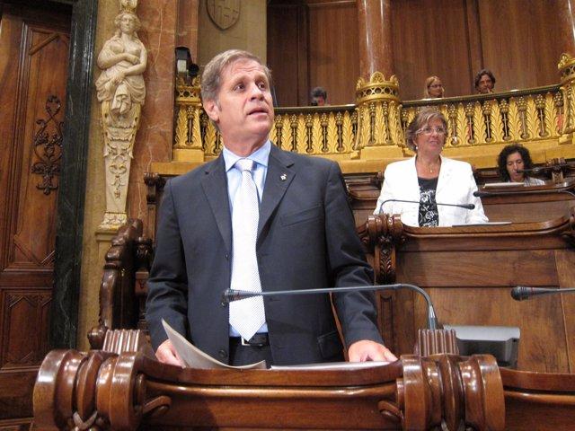 Alberto Fernández Díaz (PP) En El Pleno