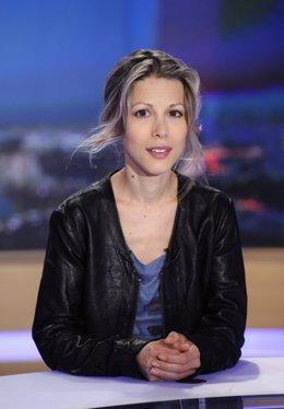 Tristane Banon, La Escritora Francesa Que Acusa A Strauss-Khan De Violación