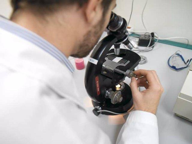 Laboratorio-investigación-medicina