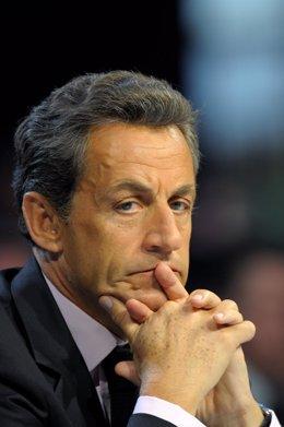 Nicolas Sarkozy, Presidente De La República Francesa