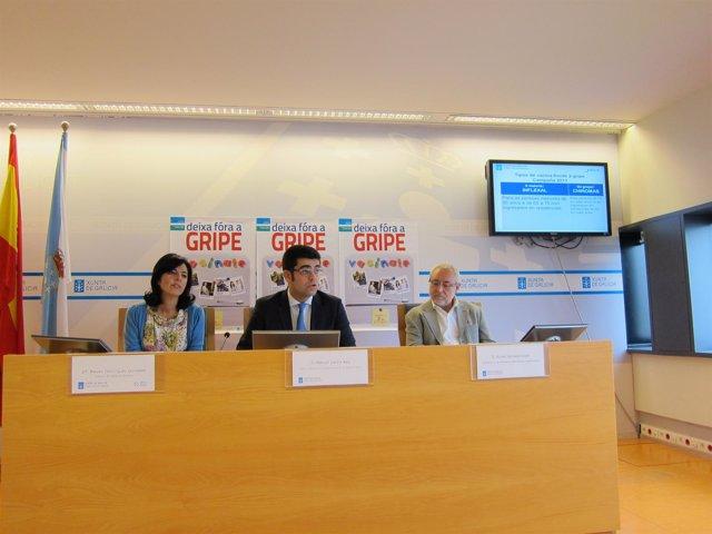 Campaña Vacuna Antigripal 2011 En Galicia