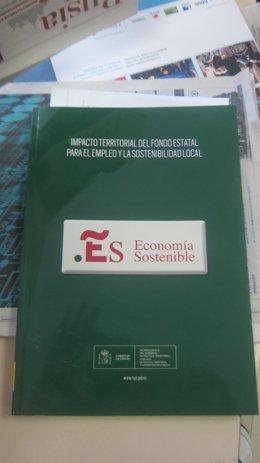 Portada Del Libro 'Impacto Territorial Del Fondo Estatal Para La Sosteniblidad'