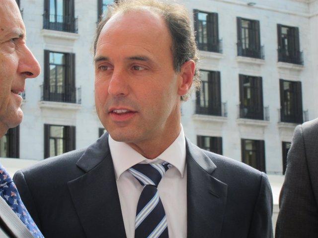 Ignacio Diego, Presidente Del PP