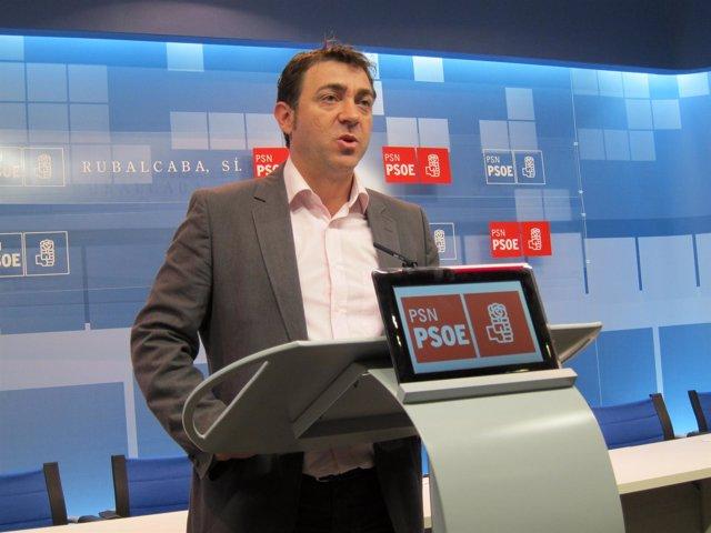 El Secretario General Del PSN, Roberto Jiménez