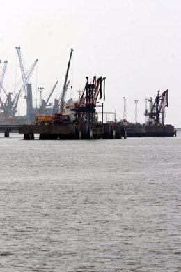 Imagen del Puerto de Huelva