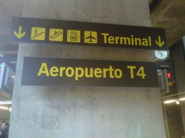 Aeropuerto Tren Barajas