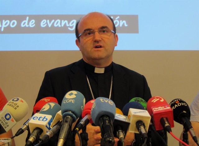 El Obispo De San Sebastián José Ignacio Munilla
