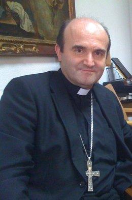 El obispo donostiarra, José Ignacio Munilla.