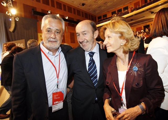 Griñán Este Sábado En La Conferencia Del PSOE