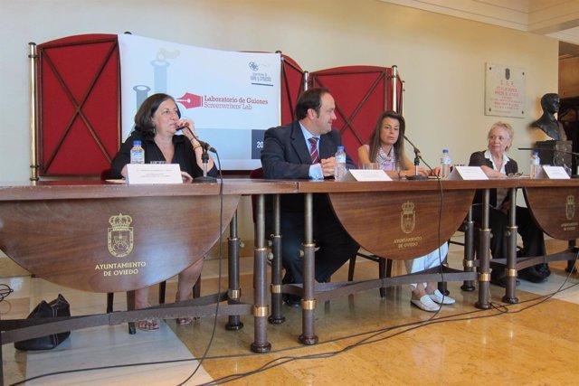 Presentación Del Laboratorio De Guiones En Oviedo