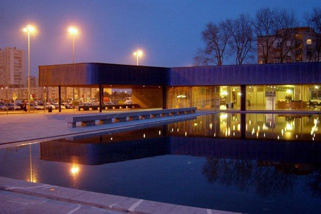 Palacio De Exposiciones