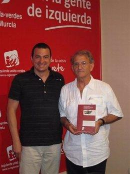 Pedro Costa Morata Junto A José Antonio Pujante