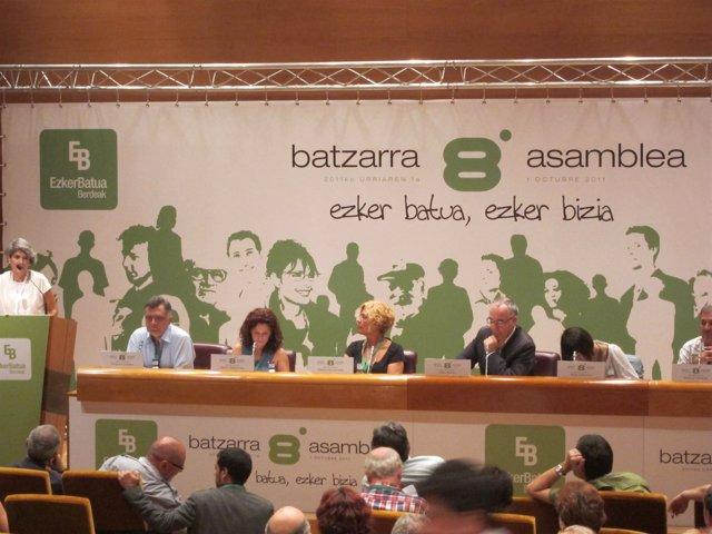 Asamblea Del Sector Madracista De EB