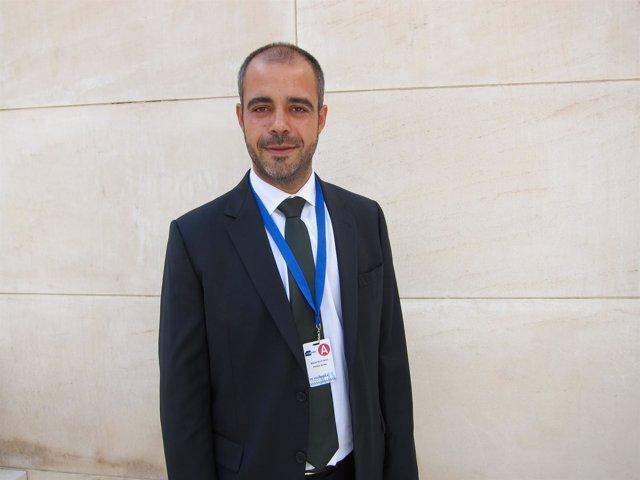 El Presidente De La ACM, Miquel Buch