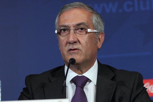 Gregorio Manzano, Entrenador Del Atlético De Madrid