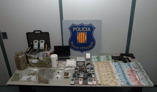 Seis Detenidos Por Tráfico De Drogas