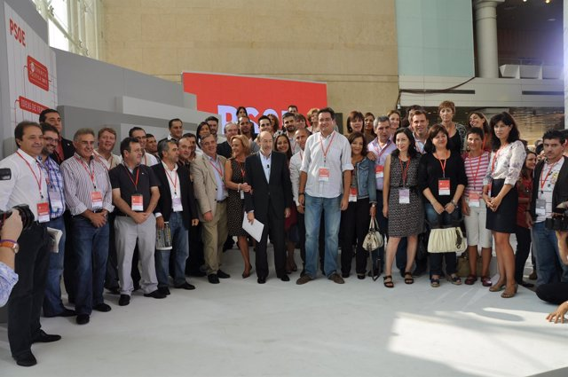 Conferencia Política PSOE