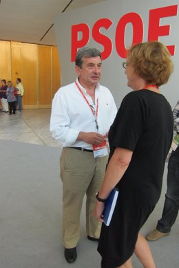 Luis García Garrido Este Sábado En La Conferencia Del PSOE