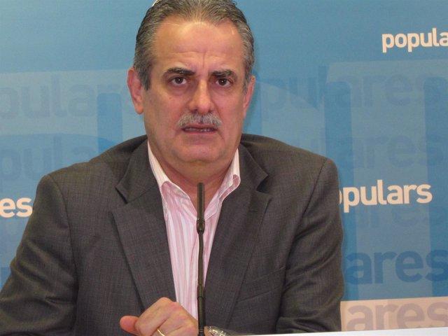 Secretario general del PP en Baleares, Miquel Ramis