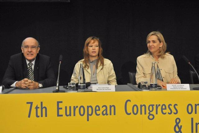 Inauguración Del VII Congreso Europeo De Medicina Tropical
