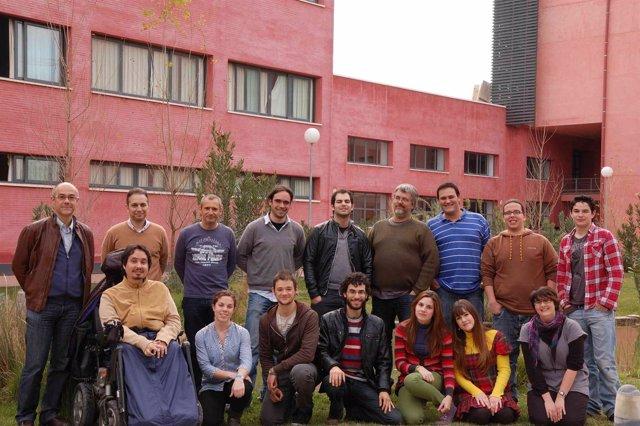 Miembros De La Olavide Que Participan En El 'Igem' Del MIT