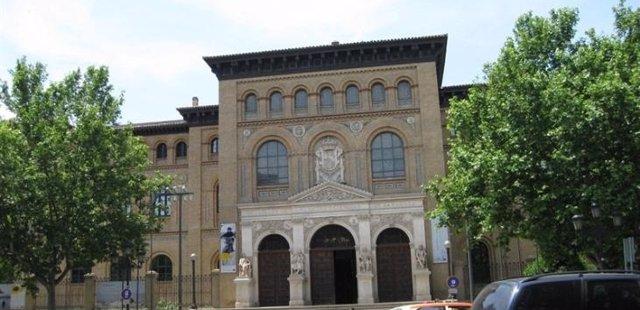 Edificio Paraninfo De La Universidad De Zaragoza