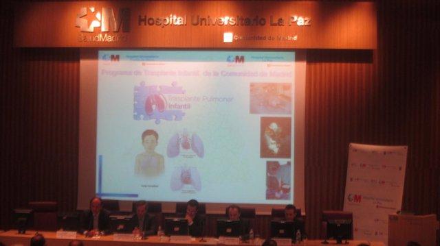 Jornadas Sobre Transplantes En El Hospital De La Paz