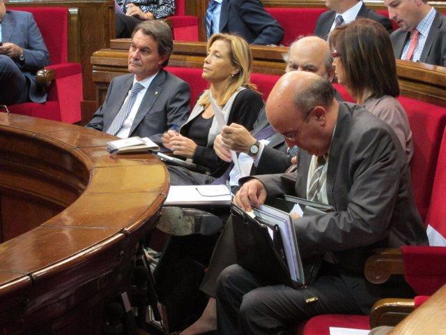 Boi Ruiz, En El Parlament