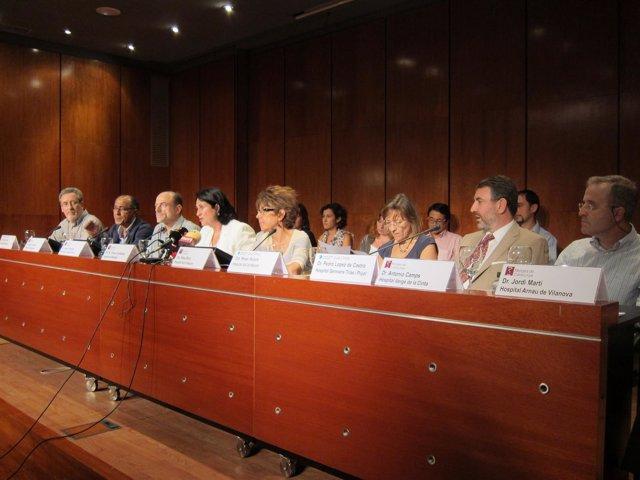 Juntas Clínicas Y Representantes De Metges De Catalunya De Hospitales Catalanes