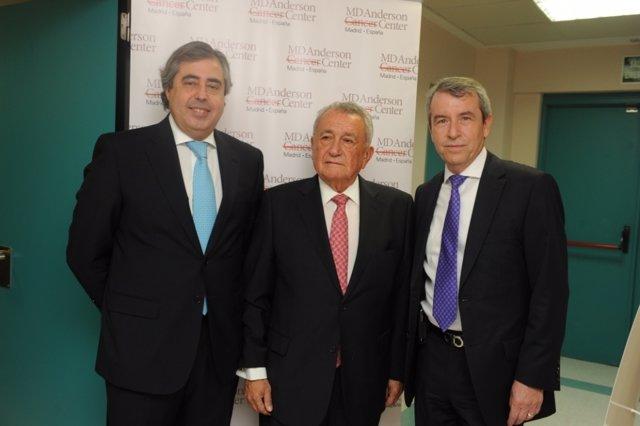 I Congreso Anderson Madrid Y Houston