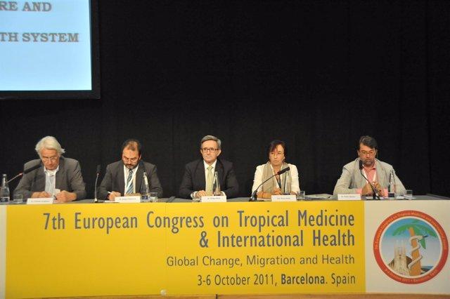Clausura Del VII Congreso De Medicina Tropical Y Salud Internacional