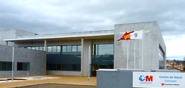 Centro de Salud de Galapagar