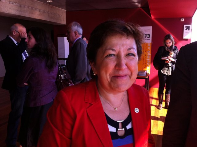 Pilar Farjas, Xunta De Galicia