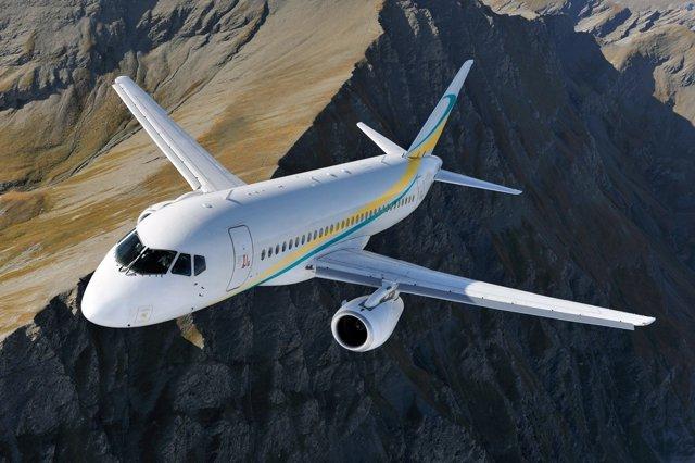 Avion De Superjet