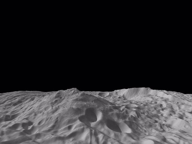 Montaña En Vesta