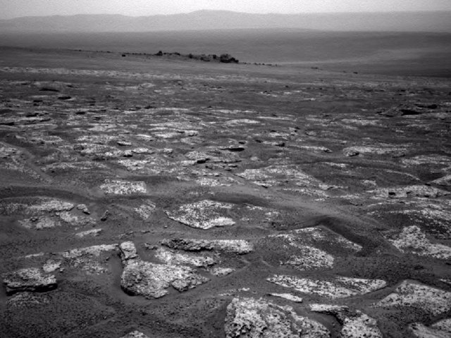 Paisaje De Marte