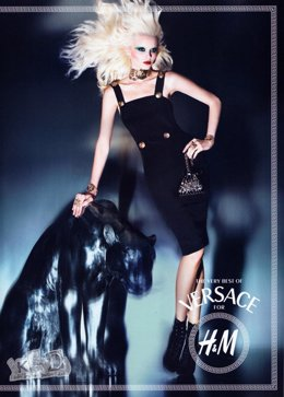 Nueva Colección De Versace Para H&M