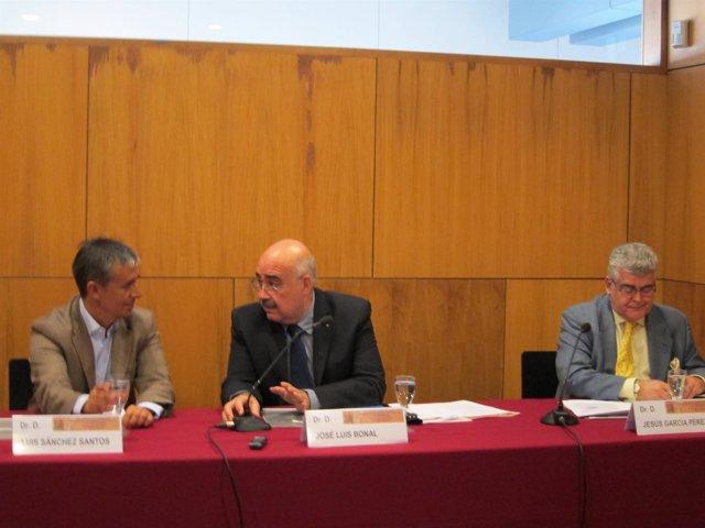 Presentación Del XXV Congreso Nacional De La SEPEAP En Santiago.