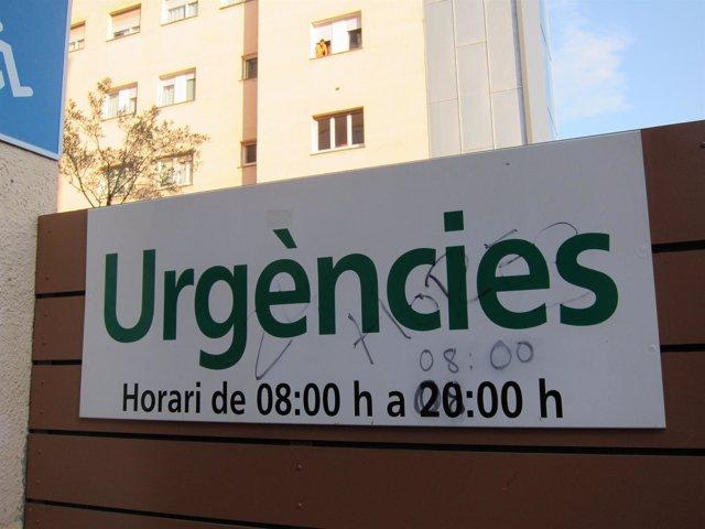 Contra Cierre Urgencias Hospital De L'esperança